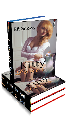 3D Ebook Cover - Kitty Lover ~ by Kit Snowy