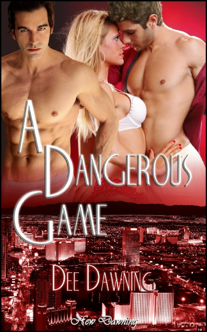 Cover Image - A Dangerous Game, by Dee Dawning