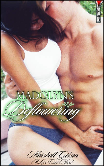 Book Cover Photo: Madolyn's Deflowering - Jasmin's Tingle No.5 - by Marshall Gibson