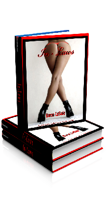 3D Ebook Cover - In-Laws - by Baron LeSade