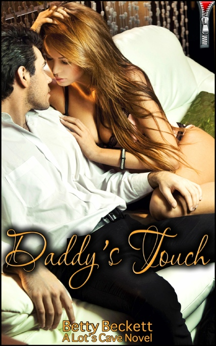 Book Cover Photo: Daddy's Touch, by Betty Beckett