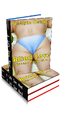 3D Ebook Cover - Blind Love: Escape From City - by Allison Heather