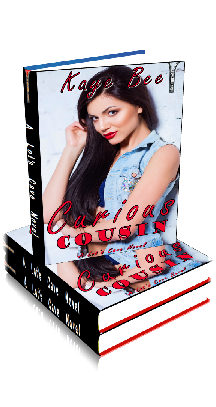 3D Ebook Cover - Curious Cousin - by Kaye Bee