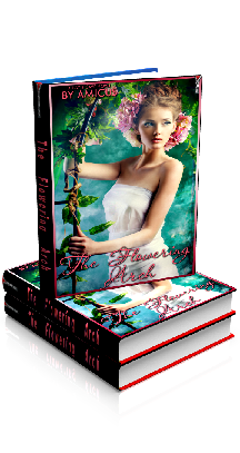 3D Ebook Cover - The Flowering Arch - by Amicus