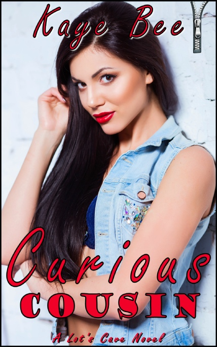 Book Cover Photo: Curious Cousin - by Kaye Bee