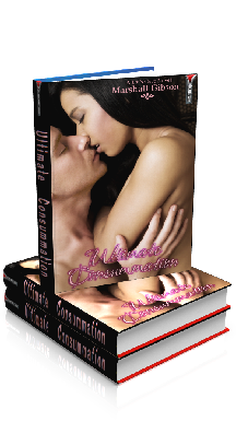 3D Ebook Cover - Ultimate Consummation - Jasmin's Tingle No.9 - by Marshall Gibson