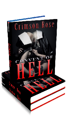 3D Ebook Cover - Convent of HELL - by Crimson Rose