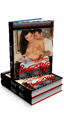 3D Ebook Cover -My Beautiful Young Sister-Wife, by John E Jay