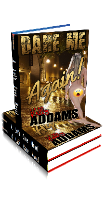 3D Ebook Cover - Dare Me, Again! ~ Dare Me No.2 ~ by Kelly Addams