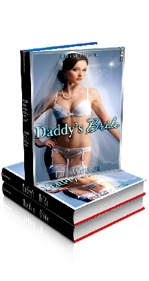 3D Ebook Cover - Daddy's Bride - by Lily Weidner