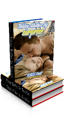 3D Ebook Cover -Taking Mother by Surprise, by E.R.O. Scott