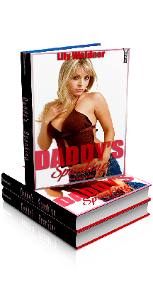 3D Ebook Cover - Daddy's Spanking - by Lily Weidner