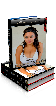 3D Ebook Cover - Love Always Prevails, Book II - by Allison Heather