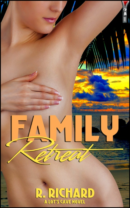 Book Cover Photo: Family Retreat - by R. Richard