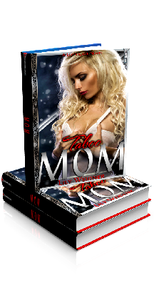 3D Ebook Cover - Taboo MOM - MOM Naughty Tales No.9 - by Lily Weidner