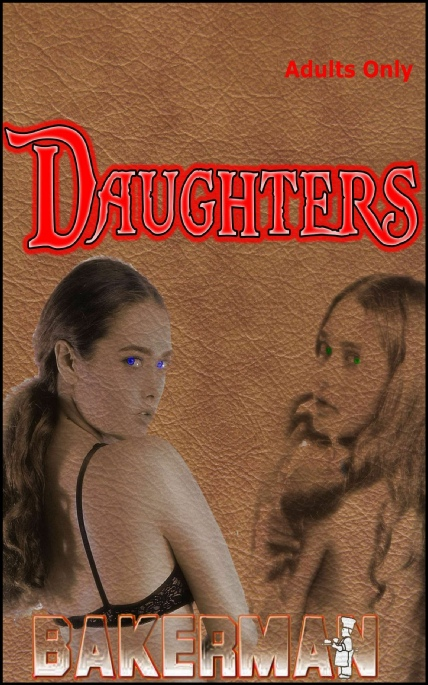 Book Cover Photo: Daughters - by Bakerman