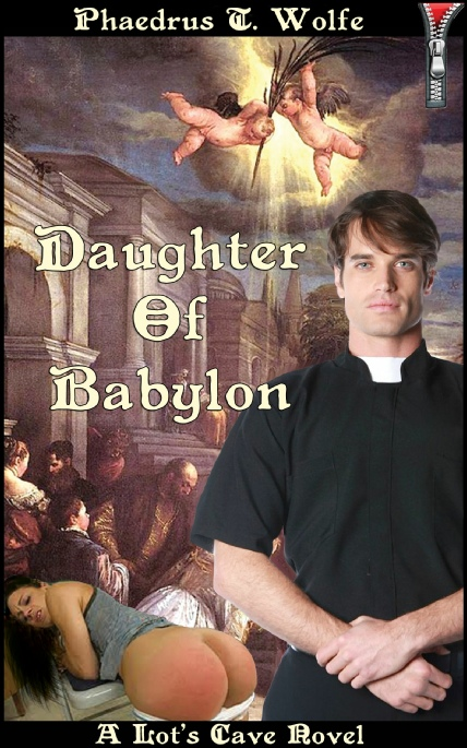 Book Cover Photo: Daughter of Babylon, by Phaedrus T. Wolfe