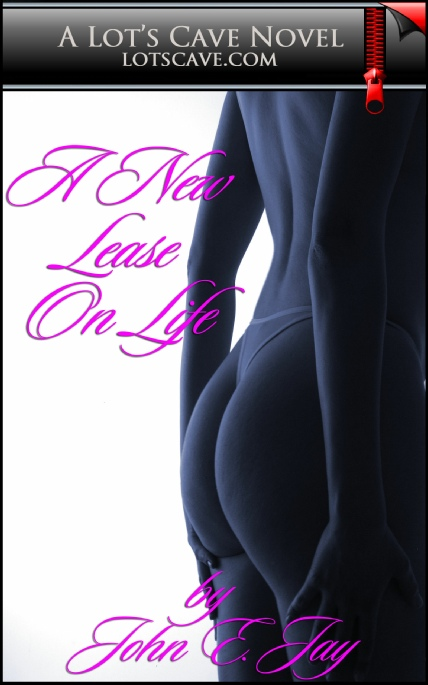 Book Cover Photo: A New Lease On Life, by John E. Jay