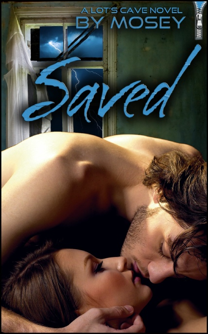 Book Cover Photo: Saved, by Mosey
