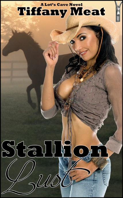 Book Cover Photo: Stallion Lust - by Tiffany Meat