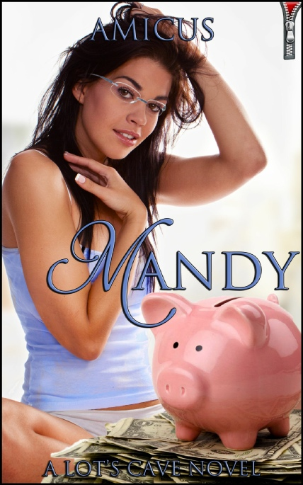 Book Cover Photo: Mandy - by Amicus