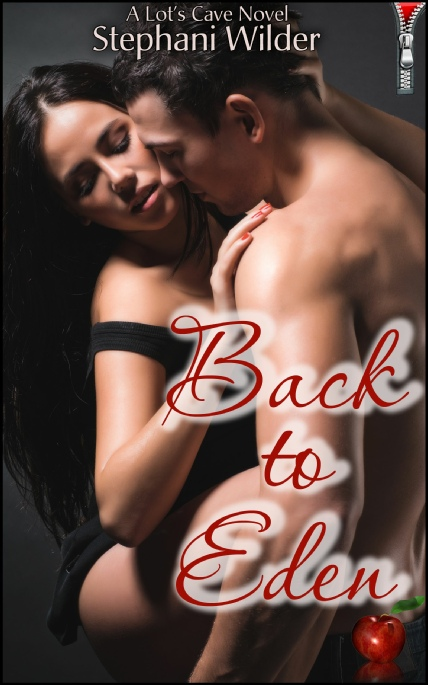 Book Cover Photo: Back To Eden, by Stephani Wilder