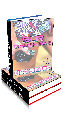 3D Ebook Cover - SLR Daughter - by Lisa Smiles